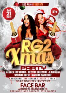 RG2 Xmas Party 2019